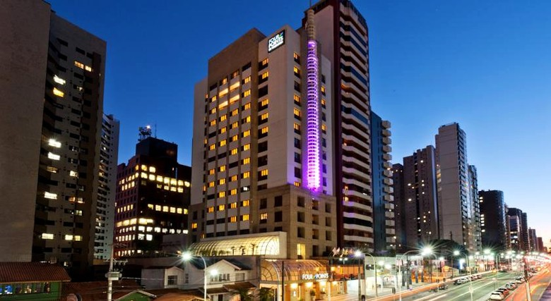 Hotel Four Points By Sheraton Curitiba
