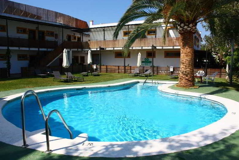 Hotel campomar playa puerto de santa mar a c diz - Hoteles puerto de santa maria cadiz ...