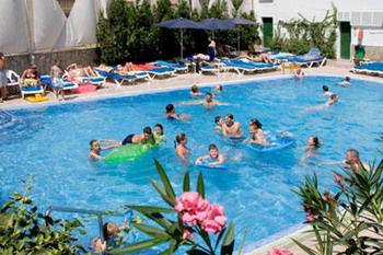 Hotel piscis alcudia mallorca - Piscina coberta l alcudia ...