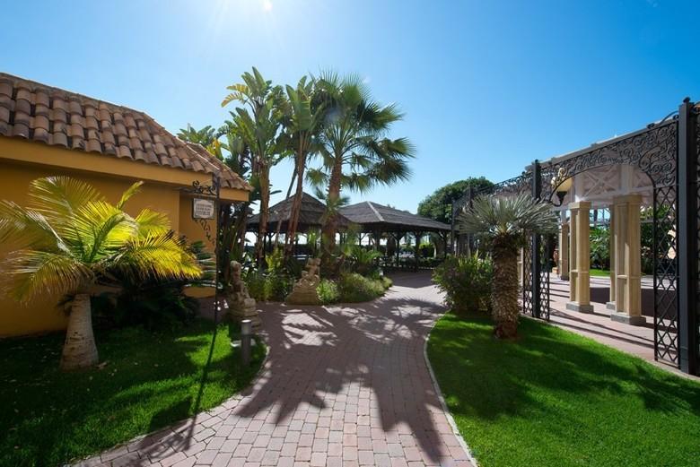 hotel beatriz palace en malaga: