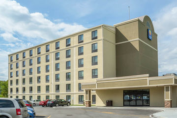 Hotel Comfort Inn The Pointe Niagara Falls
