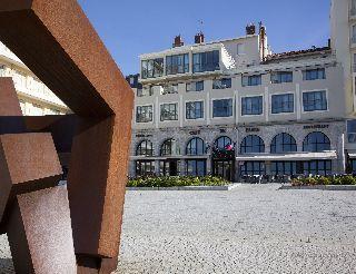 Hotel caf de paris biarritz aquitania - Biarritz to st jean pied de port transport ...