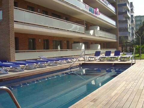 Villa Apartamentos Salou Center