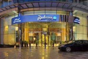 Radisson Blu Hotel, Dubai Media City