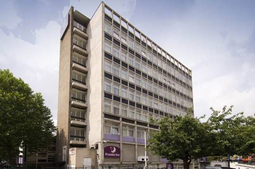 Hotel Premier Inn London Putney Bridge