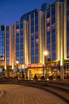 Hotel Mercure Porte De St Cloud