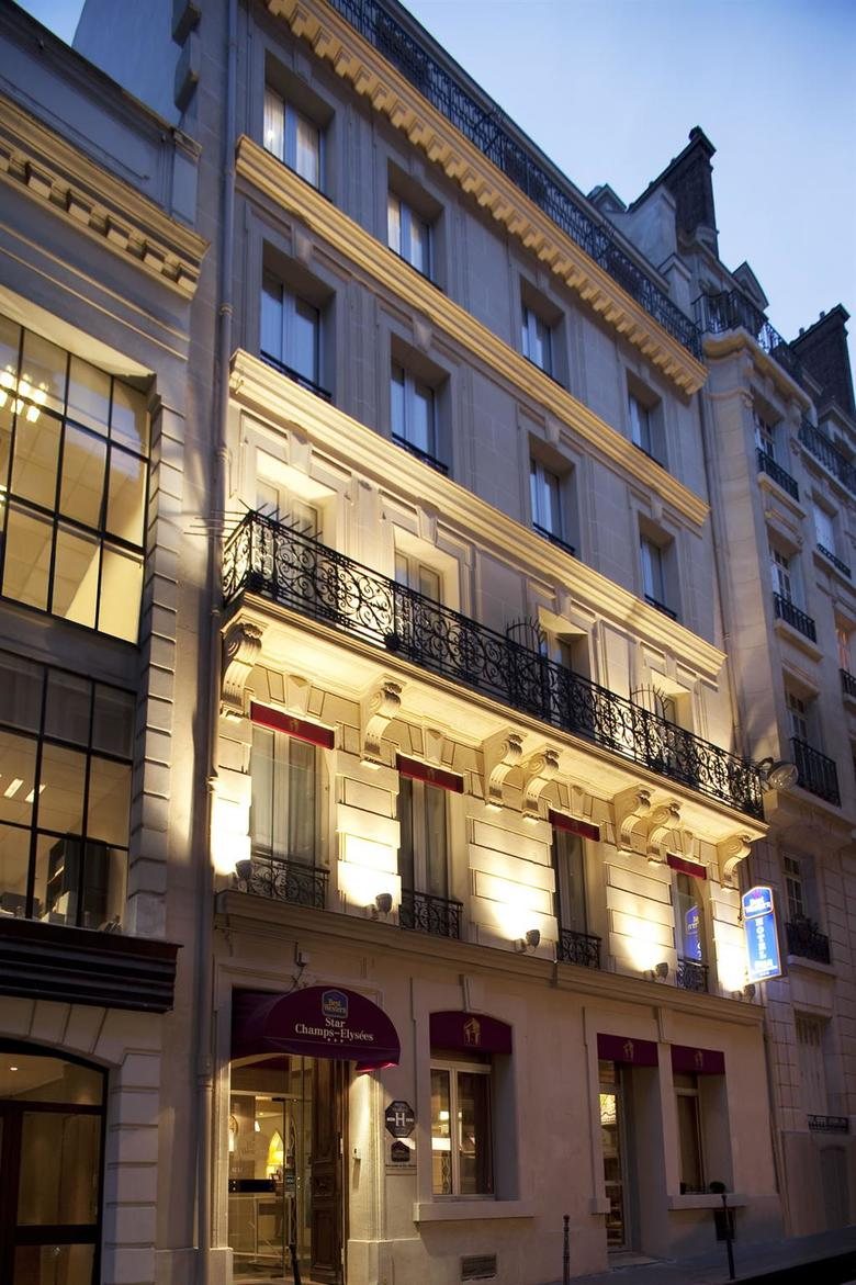 Hotel Best Western Star Champs Elysees