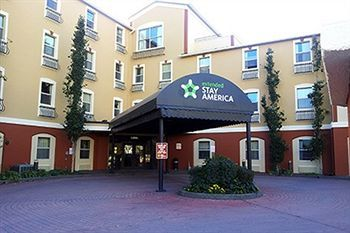 Motel Extended Stay America - Anchorage - Downtown