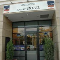 Hotel Park And Suites Lyon Vaise