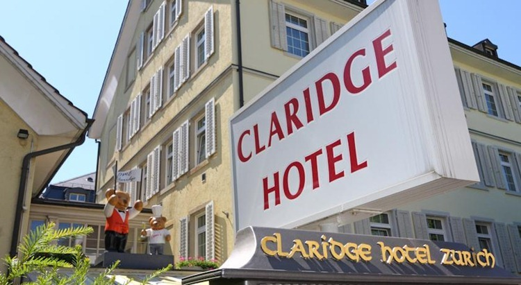 Claridge Zurich Swiss Q Hotel