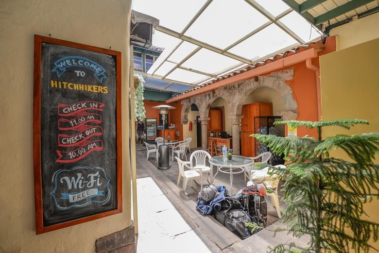 Hostal Hitchhikers Cusco Hostel