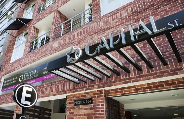 Aparthotel Capital Suites Luxury Residences & Offices