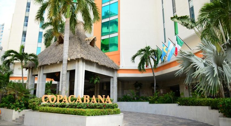 Copacabana Beach Hotel