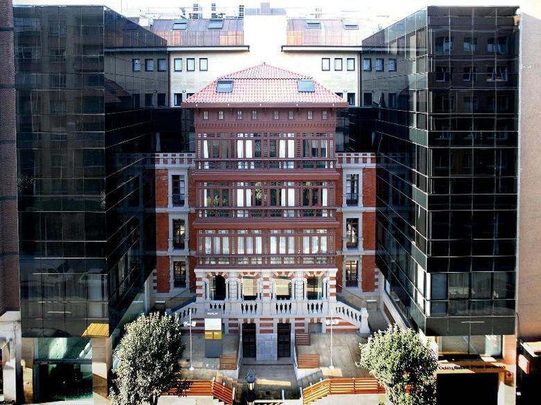 Hotel barcel oviedo cervantes oviedo asturias for Barcelo paris hotels