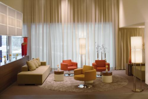 Hotel M�venpick Amsterdam City Center