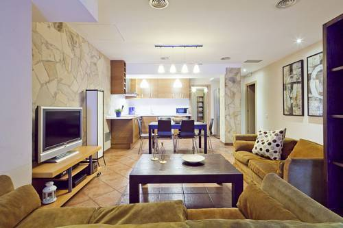 Apartamento Apartment Barcelona Center