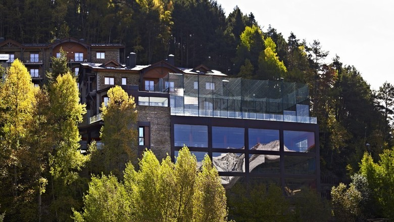 Hotel Anyós Park, The Mountain & Wellness Resort