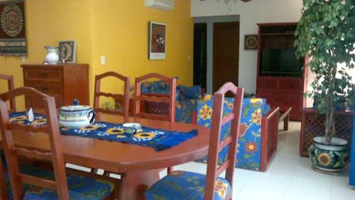 Bed & Breakfast Caribe Blu Messico