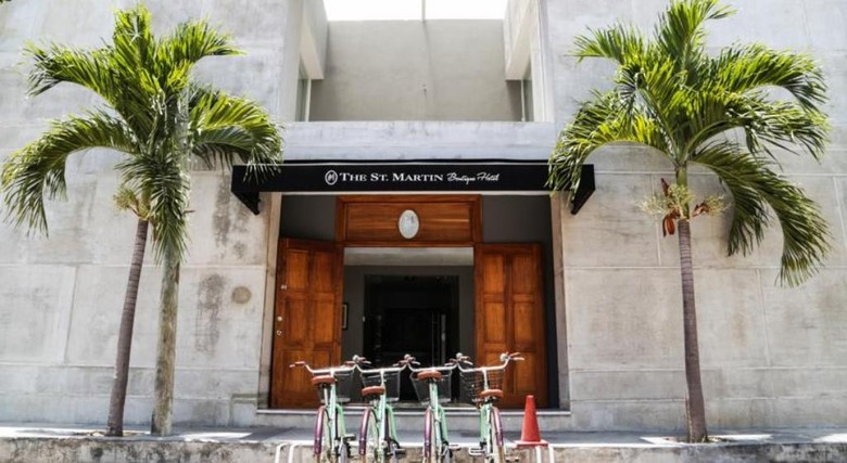 The St. Martin Boutique Hotel