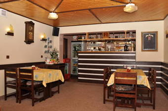 Hostal Pension Na Sychrove