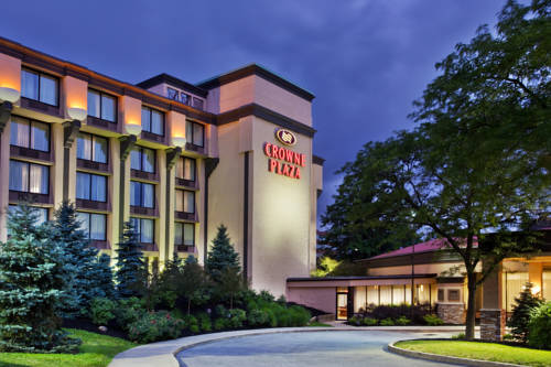 Hotel Crowne Plaza Cleveland South-independence