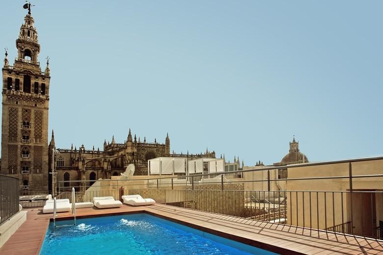 Eme catedral hotel sevilla - Hotel eme sevilla spa ...