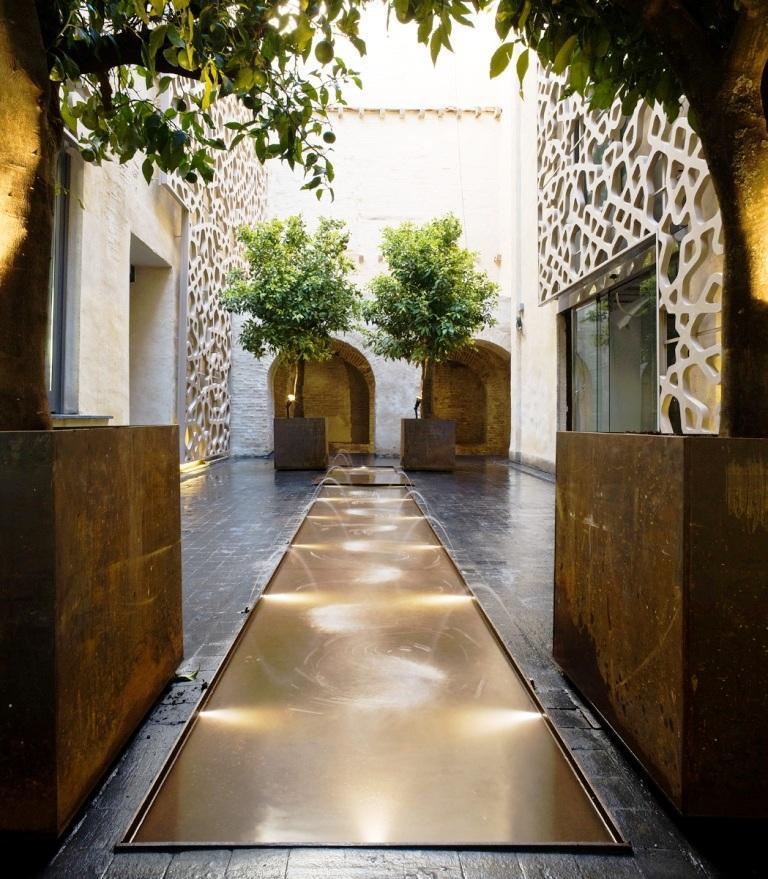 Eme catedral hotel sevilla - Spa eme sevilla ...