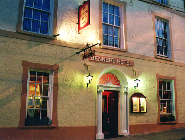 Hotel Dingle Benners
