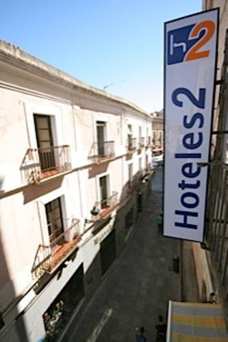 Hotel H2 Caceres