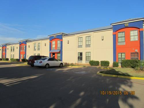 Motel Executive Inn And Suites Wichita Falls