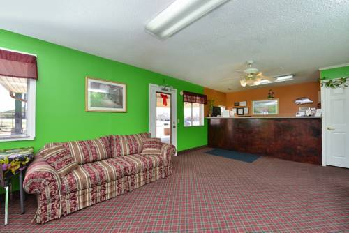 Motel Americas Best Value Inn And Suites Siloam Springs