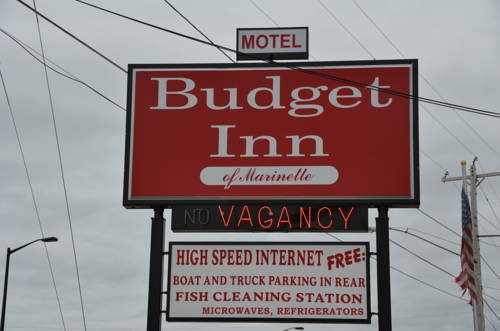 Motel Budget Inn Marinette