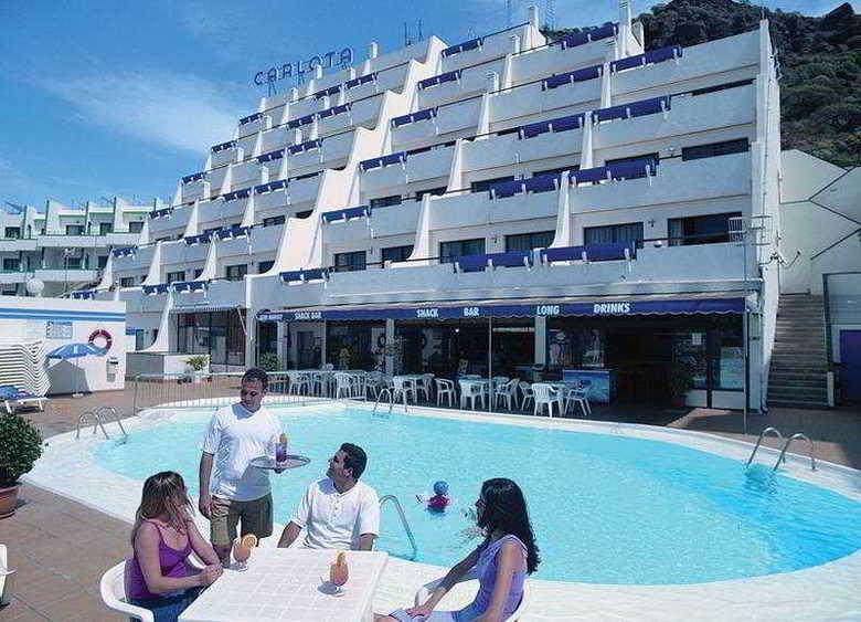 Apartamentos carlota puerto rico gran canaria - Hoteles en puerto rico gran canaria ...