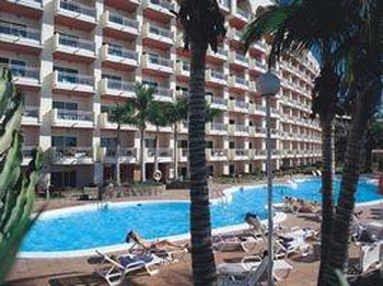 Apartamentos Green Beach