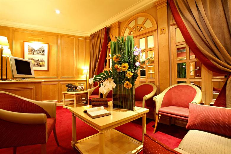 Hotel Best Western Premier Royal Saint Michel