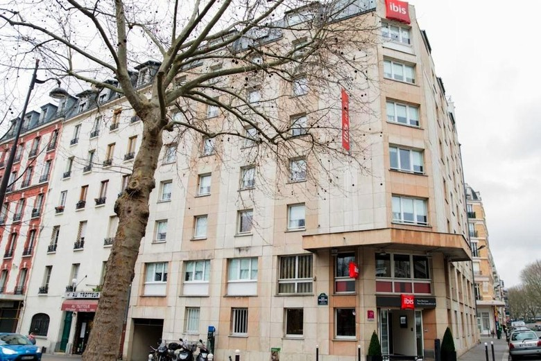 Hotel Ibis Paris Brancion Parc Des Expositions