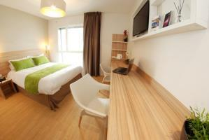 Residencia Quality Suites Lyon 7 Lodge