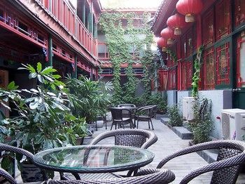 Hotel Double Happiness Courtyard