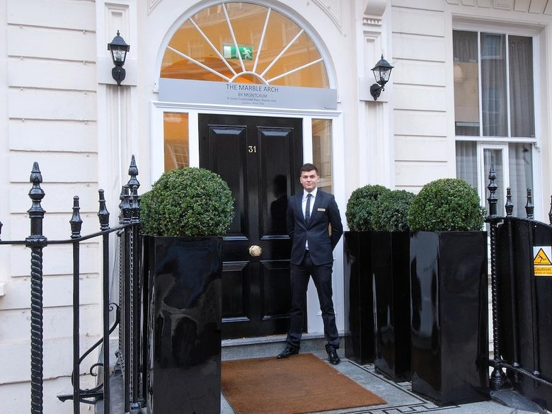 Hotel The Marble Arch London