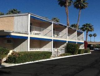 Motel Travelodge Palm Springs