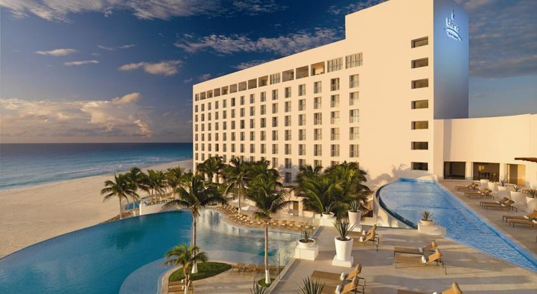 Hotel Le Blanc Spa Resort All Inclusive Adults Only