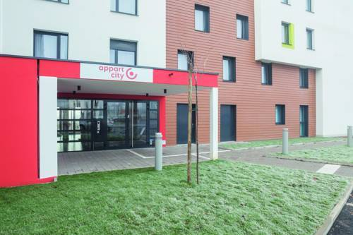 Apartamento Appart'city Strasbourg A�roport