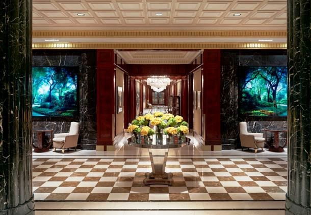 Hotel Jw Marriott Essex House New York