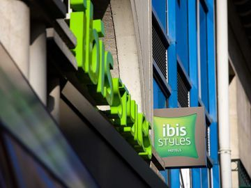 Hotel Ibis Styles Nantes Centre Place Royale