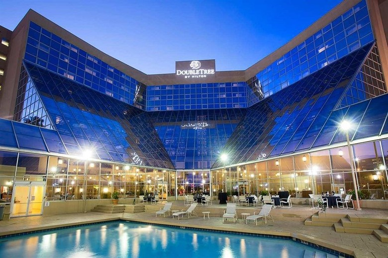 Hotel Doubletree By Hilton Orlando Airport