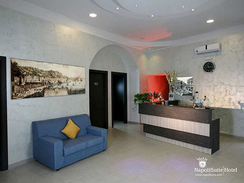 Bed & Breakfast Napoli Suite