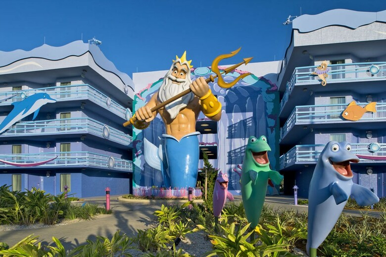 Hotel Disney's Art Of Animation Resort