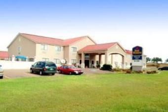 Hotel Best Western Texan Inn