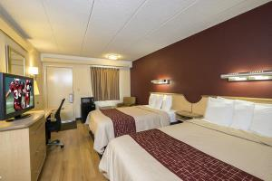 Hotel Red Roof Inn Tinton Falls-jersey Shore
