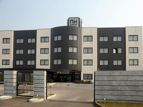 Hotel NH Milano Linate Airport